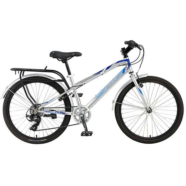 Xe đạp asama trk fl2401 màu trắng