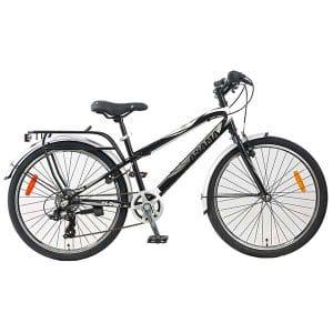 Xe đạp asama trk fl2401 màu đen