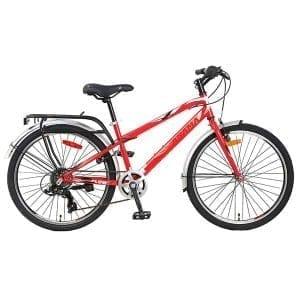 Xe đạp asama trk fl2401 màu đỏ