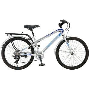 xe đạp asama trk fl2602 màu trắng