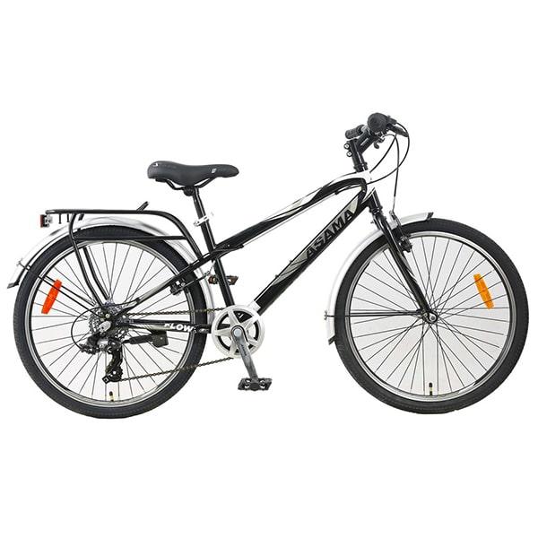 xe đạp asama trk fl2602 màu đen