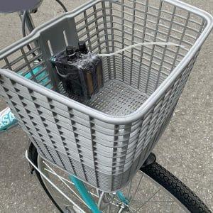 giỏ xe đạp asama warrior