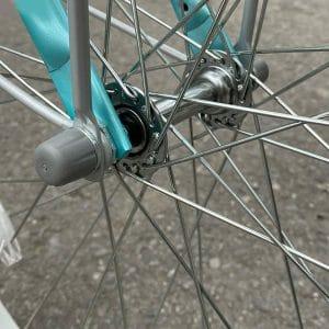 Trục bánh trước xe đạp asama warrior