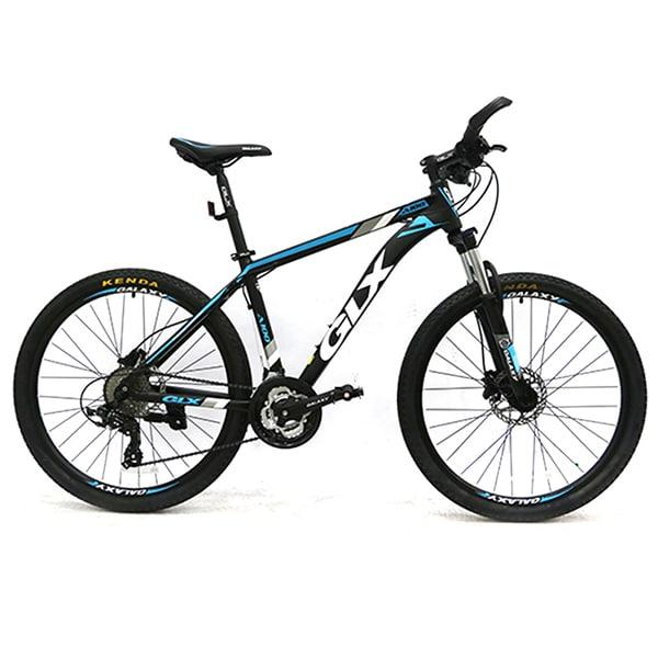 Xe đạp galaxy a100 màu xanh dương đen