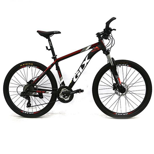 Xe đạp galaxy a100 màu đỏ đen