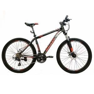 xe đạp galaxy a5 màu xám đỏ