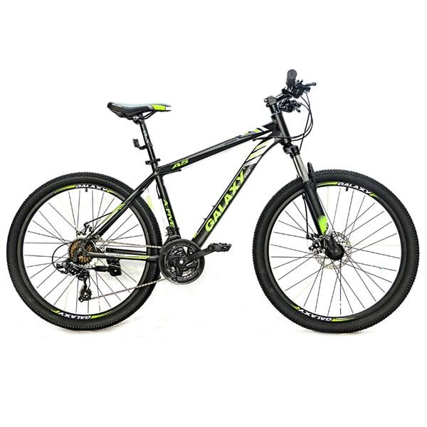 xe đạp galaxy a5 màu xanh đen