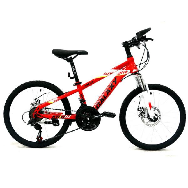 Xe đạp trẻ em galaxy mt228 màu đỏ