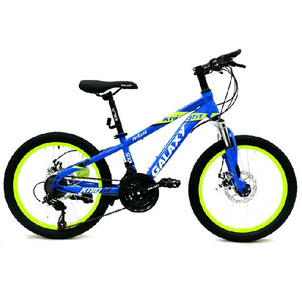 Xe đạp trẻ em galaxy mt228 màu xanh dương