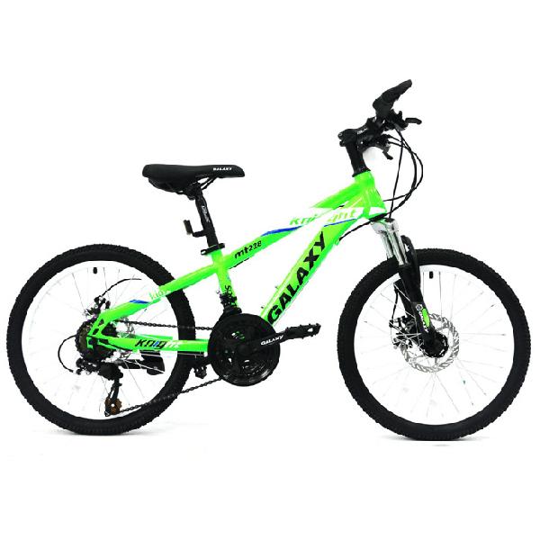 Xe đạp trẻ em galaxy mt228 màu xanh lá
