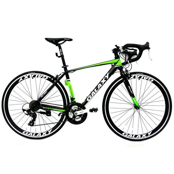 Xe đạp galaxy rl420 màu xanh lá đen