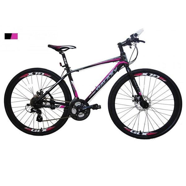 Xe đạp galaxy rl500 màu tím đen