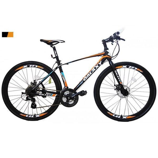 Xe đạp galaxy rl500 màu cam đen
