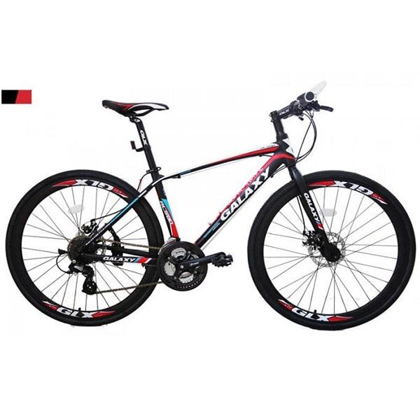 Xe đạp galaxy rl500 màu đỏ đen