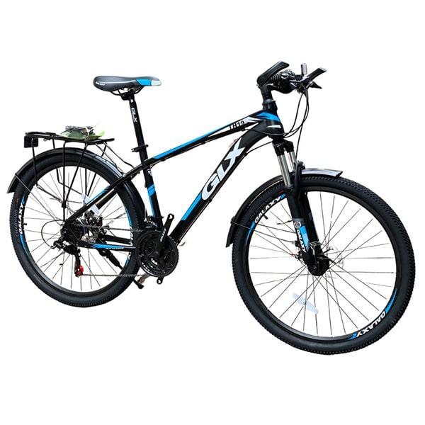 Xe đạp galaxy th19 màu xanh dương đen