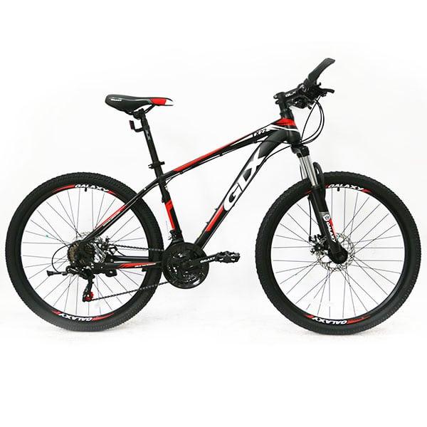 Xe đạp galaxy tx22 màu đỏ đen