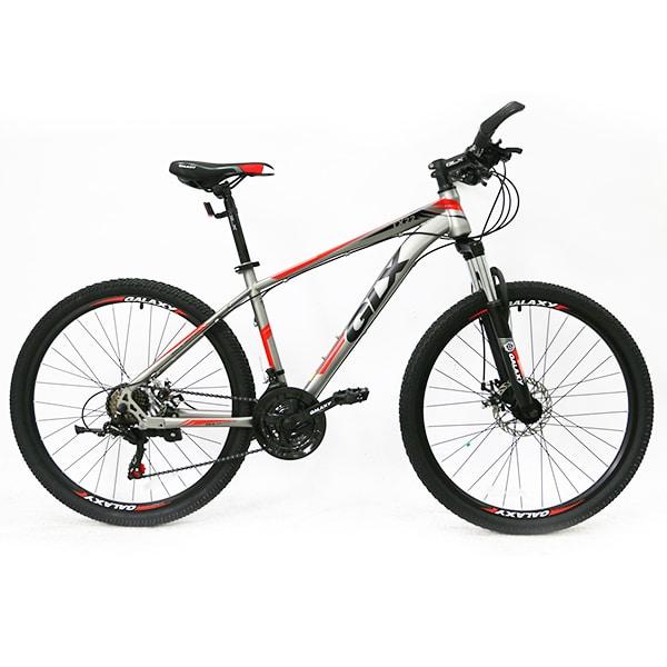 Xe đạp galaxy tx22 màu trắng đỏ