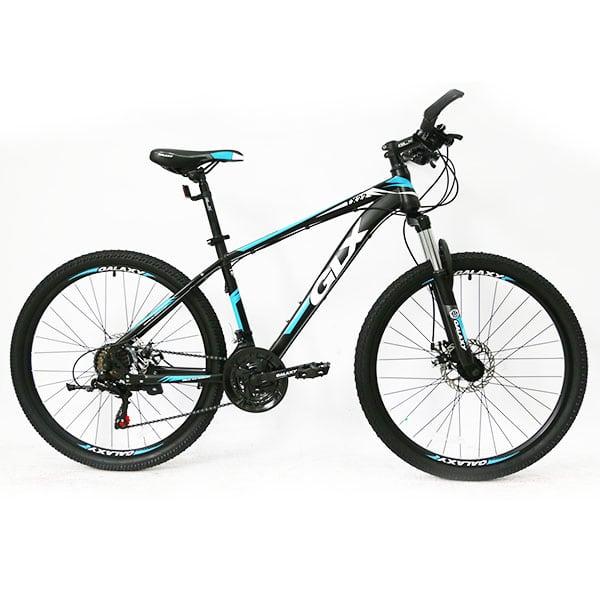 Xe đạp galaxy tx22 màu xanh dương đen