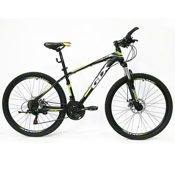 Xe đạp galaxy tx22 màu xanh lá đen