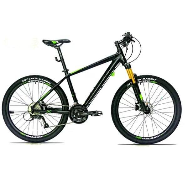Xe đạp galaxy xc30 màu vàng đen
