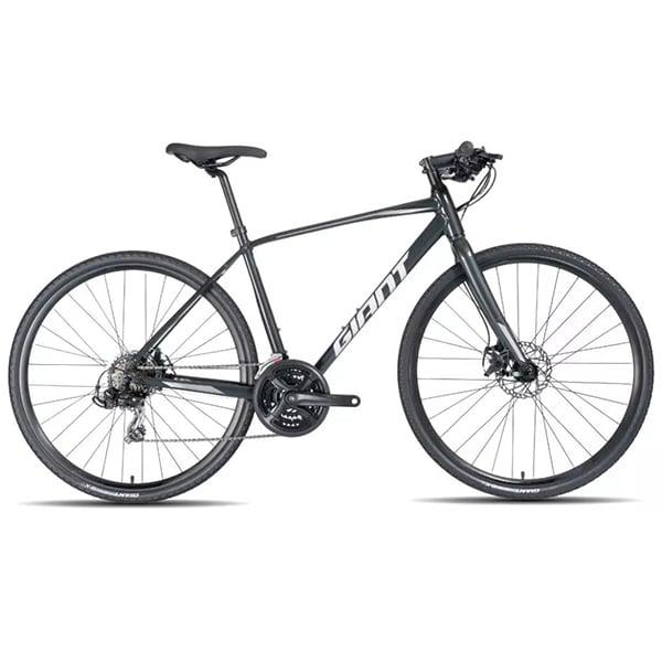xe đạp giant escape 2 màu đen trắng