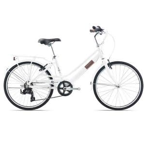 xe đạp giant ineed 1500 màu trắng