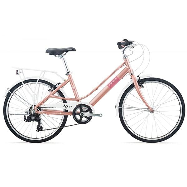 xe đạp giant ineed 1500 màu hồng nhạt