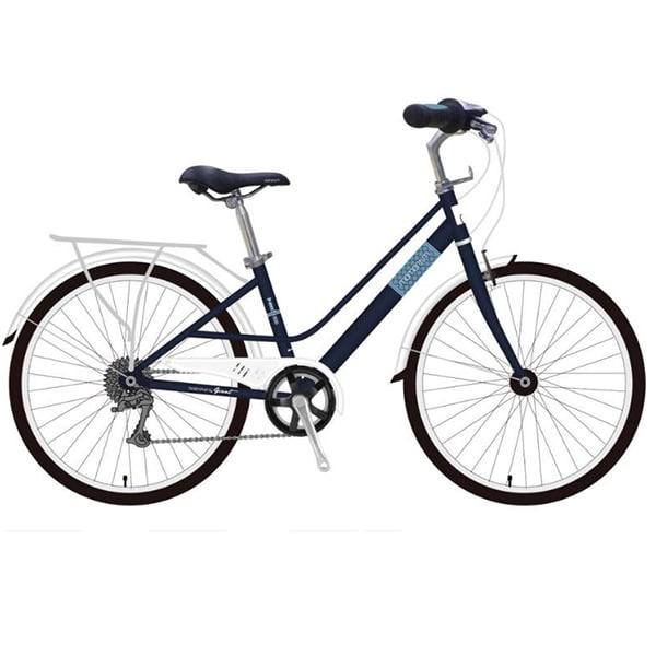 xe đạp giant ineed 1500 màu xanh đen