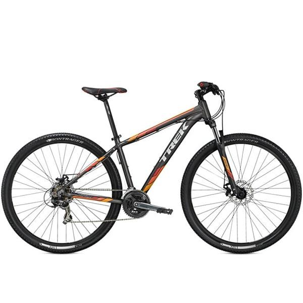 Xe đạp trek marlin 5 màu cam đen