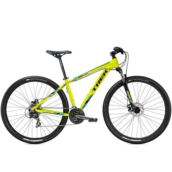Xe đạp trek marlin 5 màu vàng cam