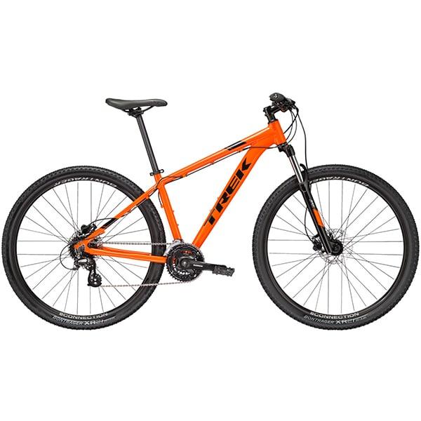 Xe đạp trek marlin 6 màu cam