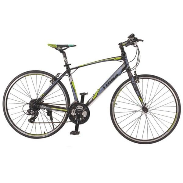 Xe đạp trinx free 2.0 màu ghi