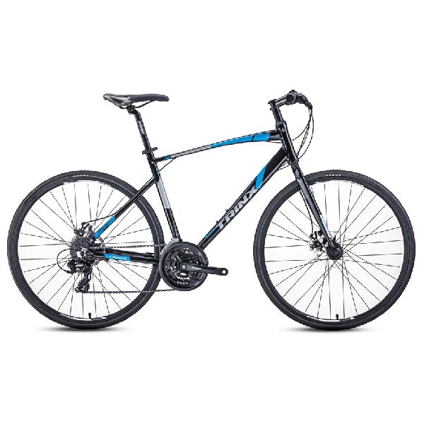 Xe đạp trinx free 2.0 màu xanh đen