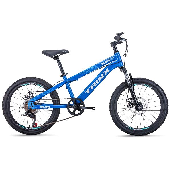 Xe đạp trinx junior 1.0 màu xanh dương