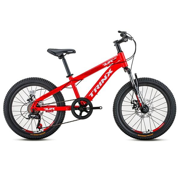 Xe đạp trinx junior 1.0 màu đỏ