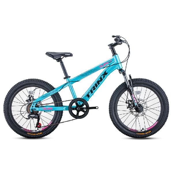 Xe đạp trinx junior 1.0 màu xanh ngọc