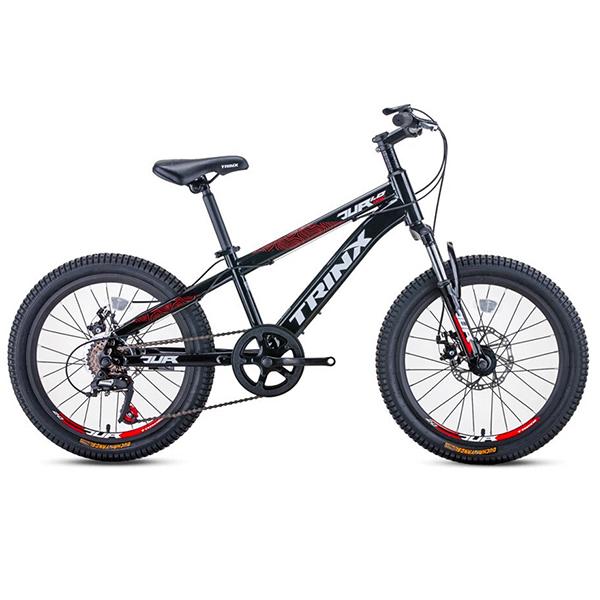 Xe đạp trinx junior 1.0 màu đen