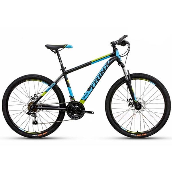 Xe đạp trinx m116 màu xanh đen