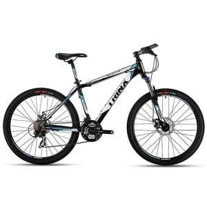 Xe đạp trinx tx20 màu trắng đen