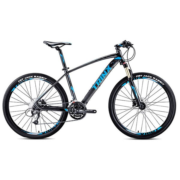 Xe đạp trinx tx28 màu xanh đen