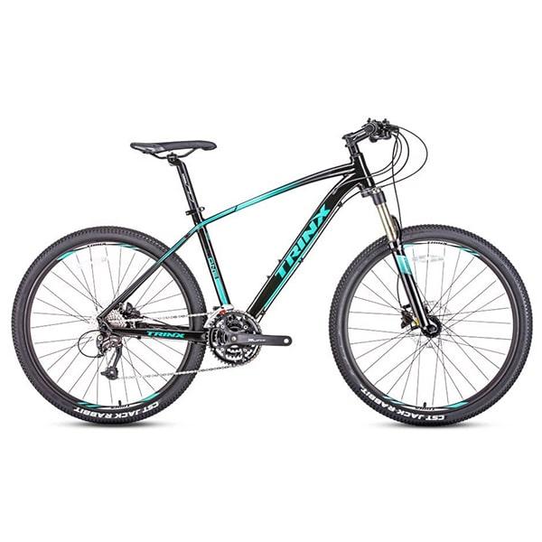 Xe đạp trinx x1 màu xanh đen