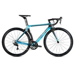 xe đạp twitter R7000 màu xanh dương