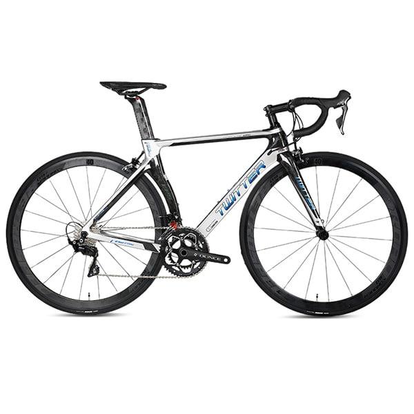 xe đạp twitter R7000 màu trắng