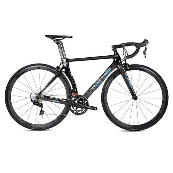 xe đạp twitter R7000 màu đen