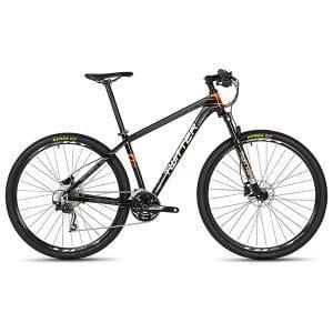 Xe đạp twitter mantis 2.0 màu cam đen