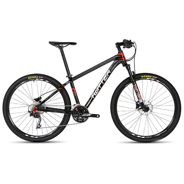 Xe đạp twitter mantis 2.0 màu đỏ đen