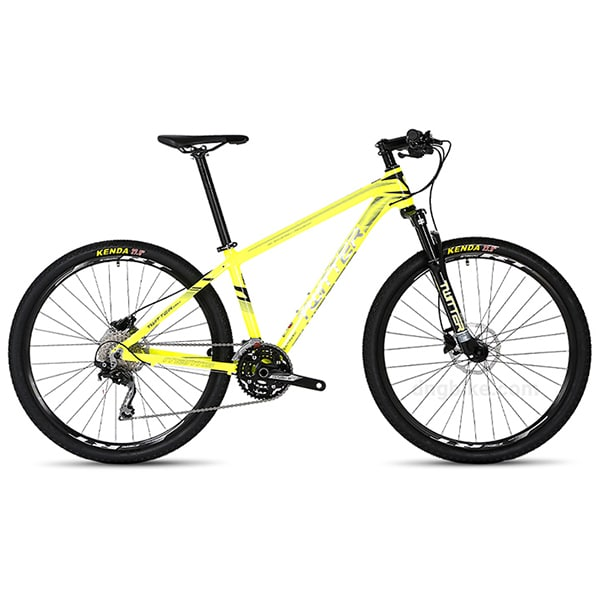Xe đạp twitter mantis 2.0 màu vàng chanh