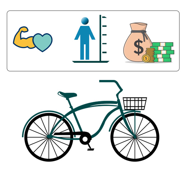 Các tiêu chí quan trọng lựa chọn xe đạp thể thao phù hợp
