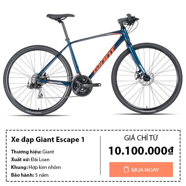 Link mua xe đạp thể thao giant escape 1