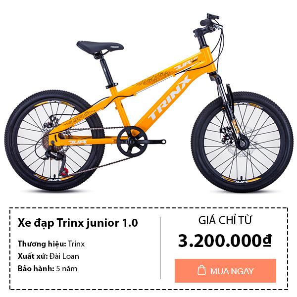 Xe đạp trinx trẻ em junior 1.0